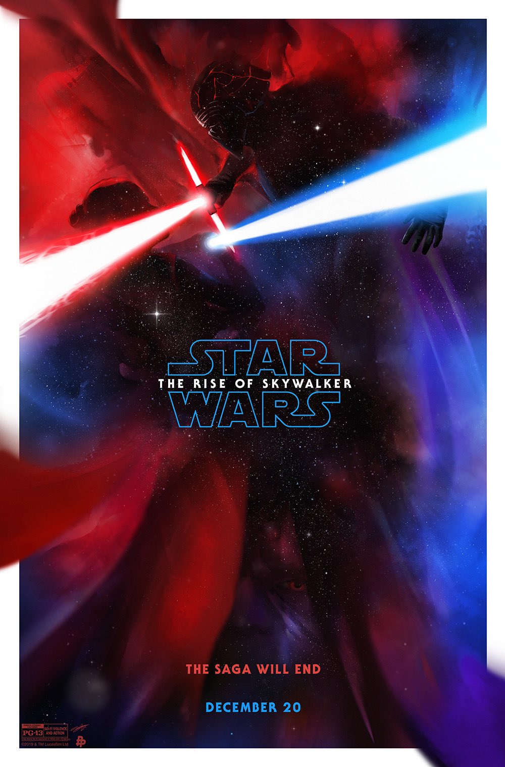 Updated Disney Delivers New Posters For Star Wars The Rise Of Skywalker Star Wars