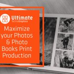 Image for the Tweet beginning: Printing ultra-short runs of Photo