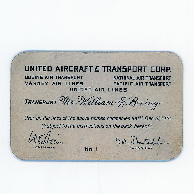 Launching into the future since the beginning of aerospace! Bill Boeing's Air Travel card may have gotten him around the world, but now it's headed for @Space_Station on #Starliner as a small part of the cargo. May we all have license to follow our dreams. https://t.co/7ig6nfmHom