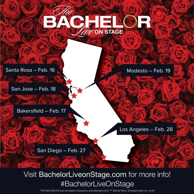 The Bachelor Live On Stage - Discussion EL7kqDYXkAEHk0J