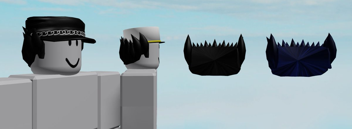 Dogutsune On Twitter New Robloxugc Hat Design That I Have Made