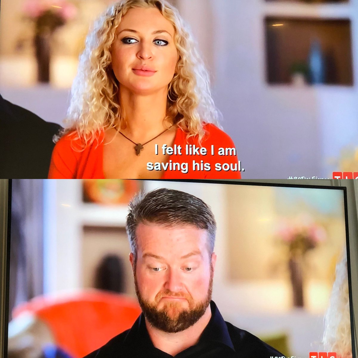 When you find out your fiancé is a missionary and you're Africa #420dayfiance #90dayfiance #jesus #saveyoursoulfirst #religionmemes pic.twitter.com/qEBqty3cbO