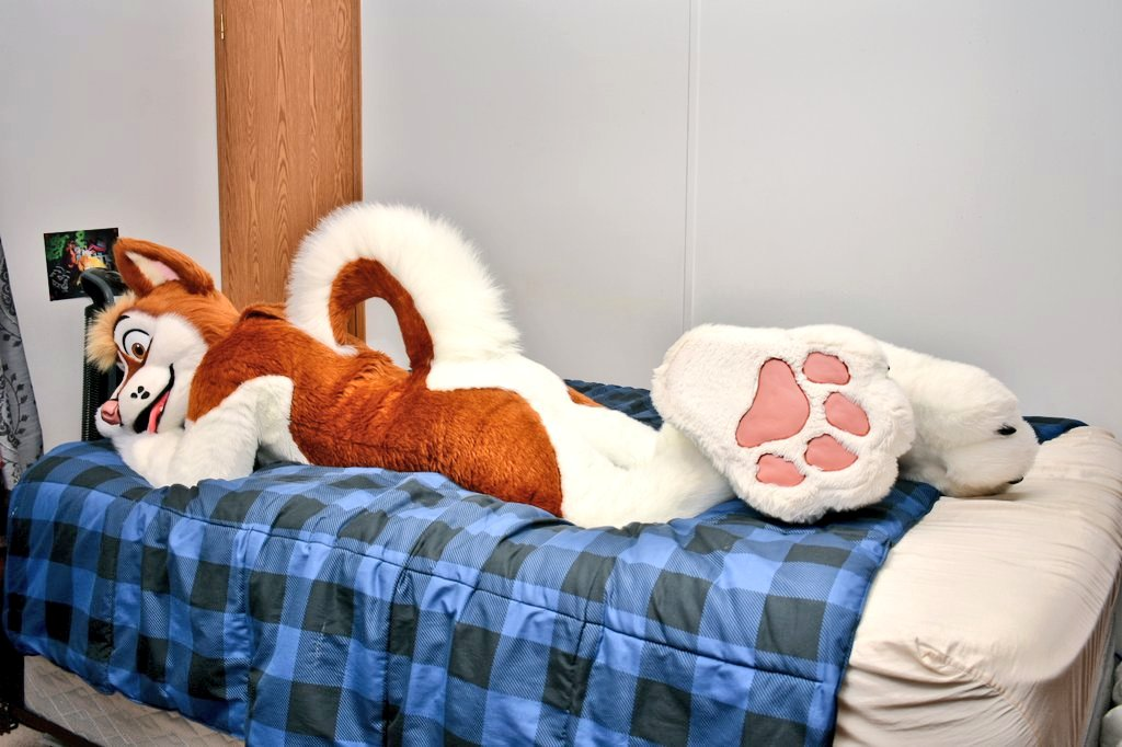 Furry cosplay porn