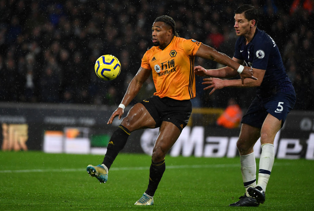 Transpurs On Twitter Tottenham S Senior Players Have Urged Jose Mourinho To Sign Wolves Attacker Adama Traore After He Gave Them The Runaround At Molineux Footyinsider247 Thfc Coys Https T Co Kgkda6pkdz