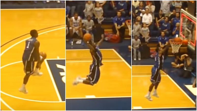 【影片】曾經也是扣將!厄文當年參加灌籃大賽,這三個灌籃你給幾分?