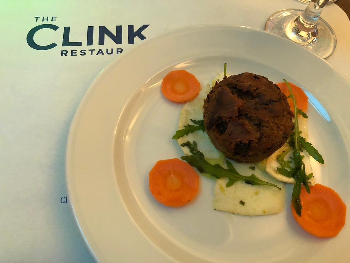 And so our #TUCOWinterConf Study Tour has kicked off with a visit to Clink in Cardiff @TheClinkCharity absolutely stunning food, take a look at their website which has plenty facts about rehabilitation rates. #Cardiff #Studytour ow.ly/pdTj50xsop7