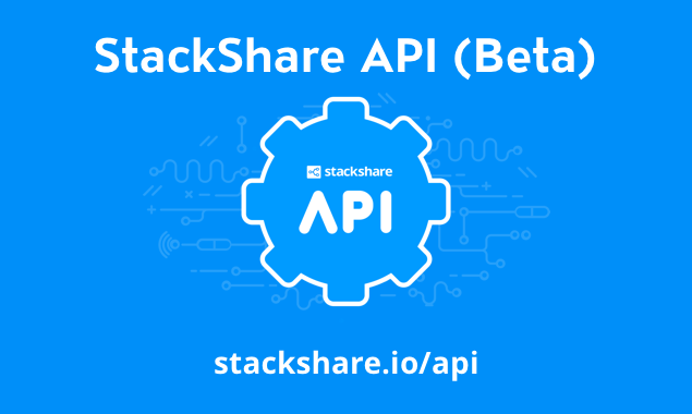 StackShare API (Beta) - get the tech stack behind over 1.5 million companies and counting | StackShare