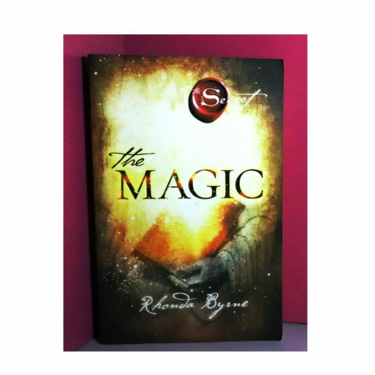 The magic:(The Secret) Author:- Rhonda Byrne RS.276 (Rs.450) save Rs.174(39%). FREE shipping. Get it in 7 days. #thesecret #themagic #bookreaders #motivationalbooks #success #rhondabyrne<br>http://pic.twitter.com/ZdoTcYIG6w
