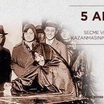 Image for the Tweet beginning: #5Aralık1934. Türkiye'de Atatürk'ün önderliğinde kadınlara