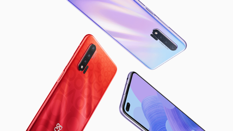 Huawei Nova 6,Nova 6 5G & Nova 6 SE Launched In China,See Pricing & Specifications