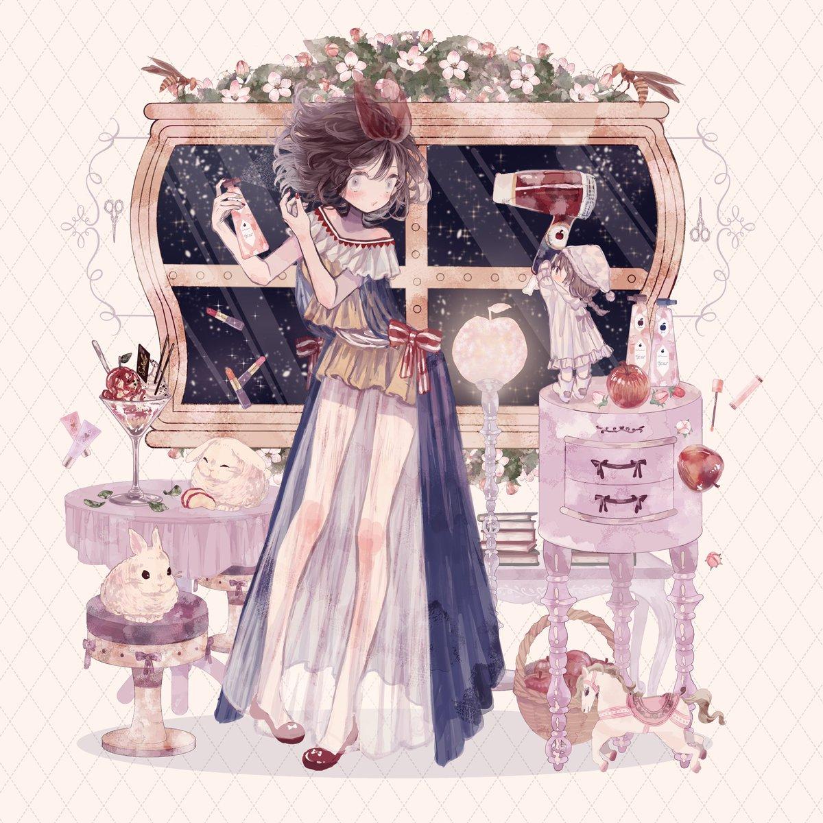 #2019年自分が選ぶ今年の4枚白雪姫とラプンツェル