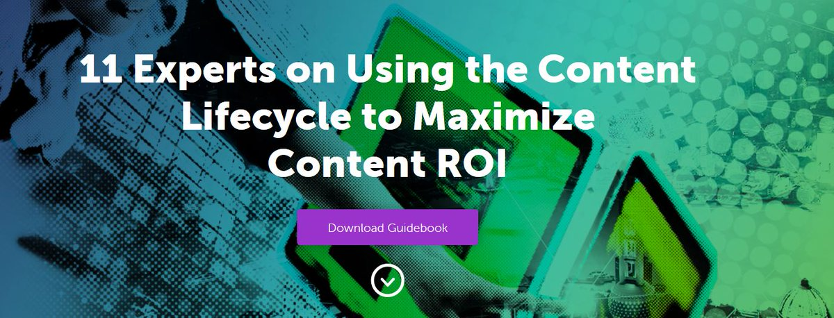 11 Experts on Using the Content Lifecycle to Maximize Content ROI.  Strategies and solutions for optimizing the entire content lifecycle. @Aprimo #ContentLifecycle #AprimoAdvantagehttps://www.aprimo.com/11-experts-on-using-the-content-lifecycle-to-maximize-content-roi/…