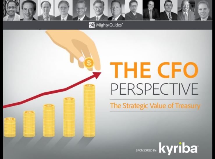 The CFO Perspective: The Strategic Value of Treasury.  Experts discuss the value of #treasury to organizations and how best to measure the results. @Kyribacorp #CFOhttps://mightyguides.com/kyriba-the-cfo-perspective-the-strategic-value-of-treasury/…