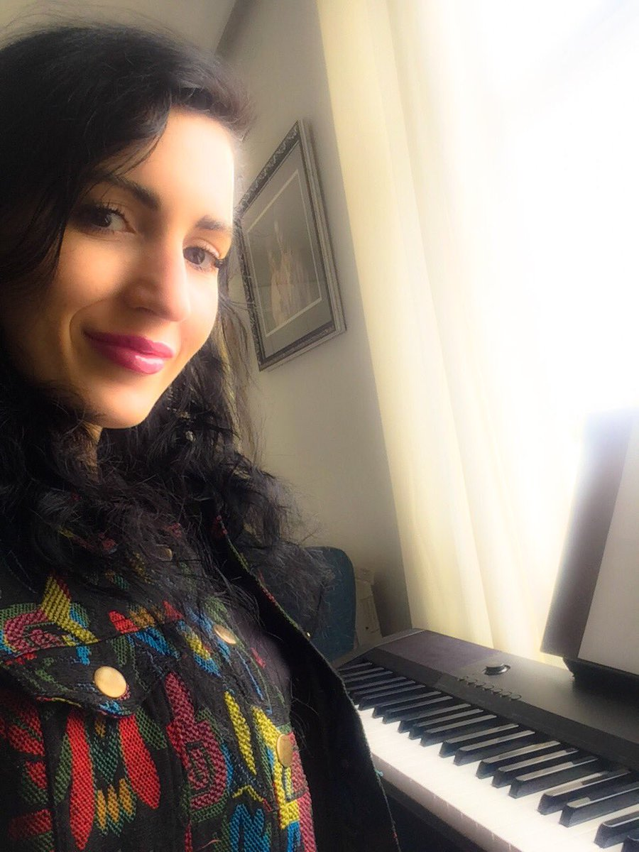 Finished recording my demos for my new album! Can't wait to record in studio in 2020 and share it with the world! #newalbum #newmusic <br>http://pic.twitter.com/nqiGqy1RzN