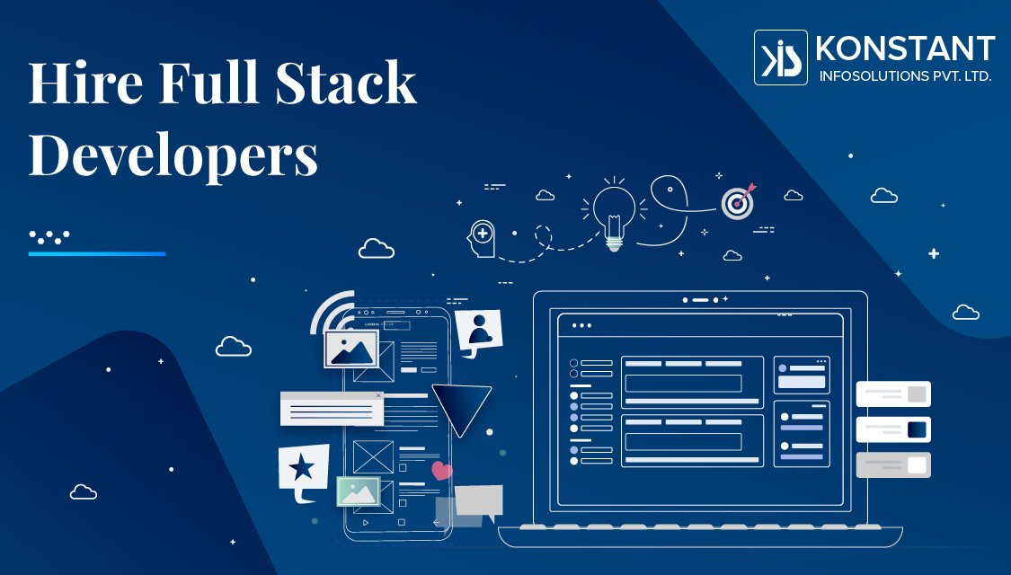 Are you looking for full-stack development services? Then hire full stack developers to secure your development needs..  https:// bit.ly/2YljCSR      #FullStackDeveloper #FullStackDevelopment<br>http://pic.twitter.com/p8Ssv7a2bN