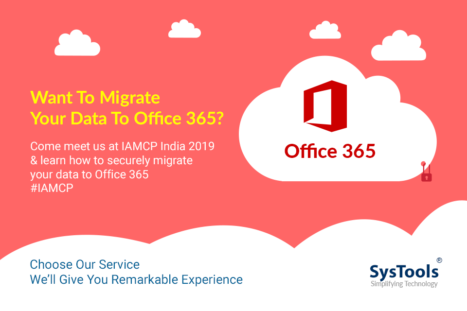 Learn how to securely migrate your data to Office 365. #SysTools #IAMCP #IAMCPIndia #Office365 #Microsoft #CloudMigration<br>http://pic.twitter.com/XUaqQa9PxQ