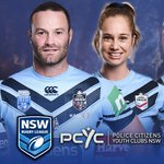 Image for the Tweet beginning: Brydens Lawyers NSW Blues captain