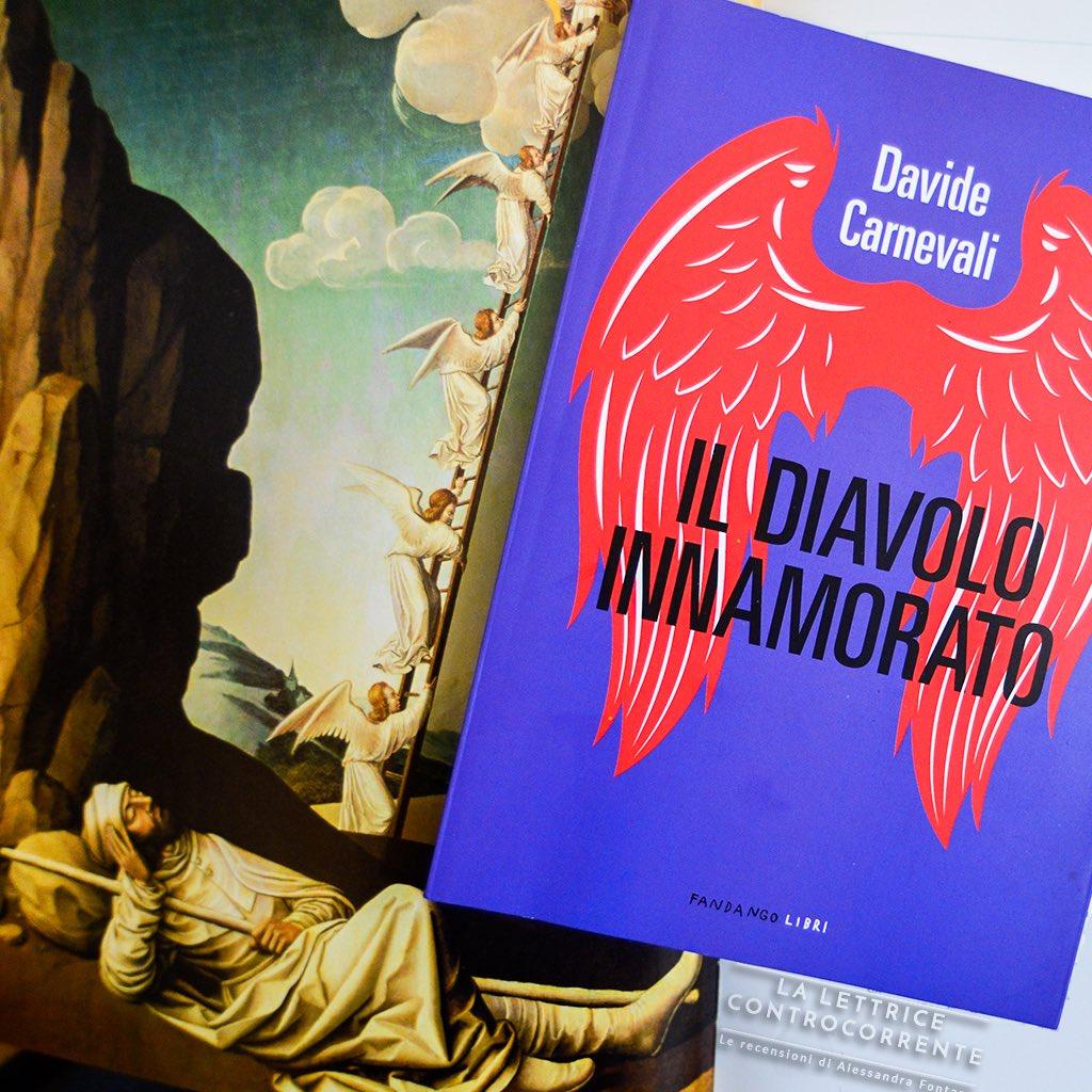 La #recensione del #giovedì ecco #ildiavoloinnamorato di #davidecarnevali @FandangoLibri  https://t.co/hKAsXFXlS1 https://t.co/laDAObrRxw