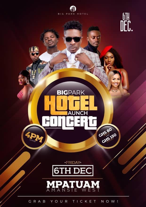 """SHATTA MOVEMENT """"KUMASI """"Hope your DANCING 🕺 SHOES 👞 are ready 🔥🎶🤩"""