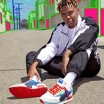 Image for the Tweet beginning: .@YBNCordae helps officially introduce the