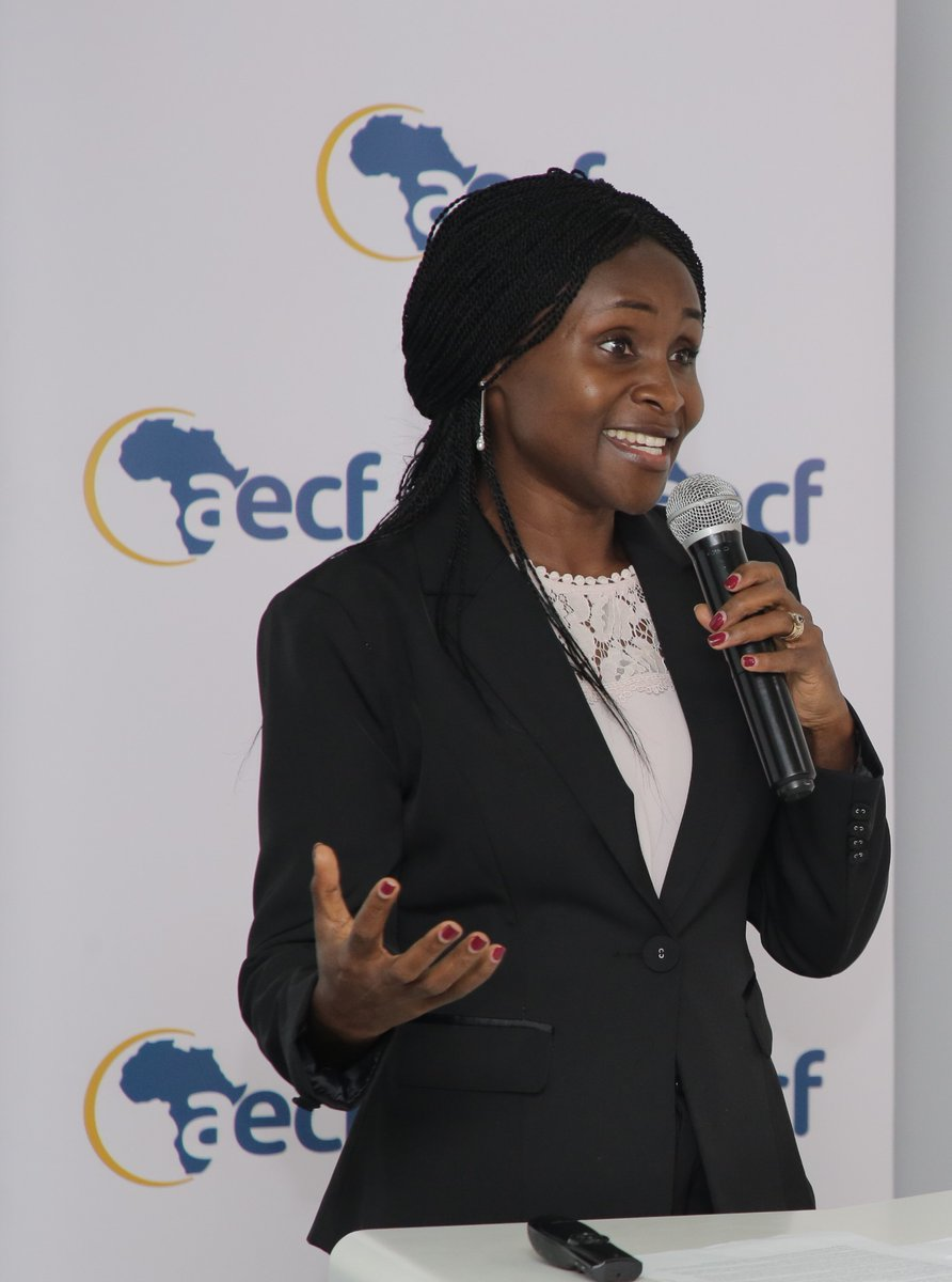 We are at the forefront of addressing funding gap with the provision of zero interest loans and grants to businesses offering solutions to Africa's pressing challenges. @Vickybirir , CEO @AECFAfrica #OurLearnings #AECFImpact #WorldSoilDay