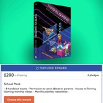 Limited offer for schools: 8 copies of my Taming Gaming book, plus an eBook version for EVERY parent/carer, and a Digital Wellbeing session from me for £200.   Tell your school fast as I have to close this offer soon.   https://t.co/9T5LeLupR2