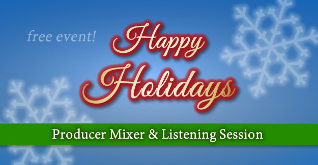 NEXT WEEK! December 22 (Sunday) - Irvine, CA Free Event: Producer Mixer and Listening Session RSVP and information: https://www.meetup.com/OC-Electronic-Music-Producers/events/258768505/ … #MusicProduction #ElectronicMusic #Irvine #SoCalpic.twitter.com/MdDYlWegaF