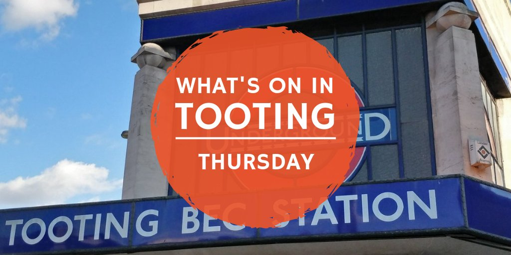 #Thursday in #Tooting – kids activities, coffee morning, art, Citizens Advice, yoga, #zumba, quizzes, live music, dance, Frost Fair & more! http://bit.ly/tnwhatson #Furzedown #Earlsfield #Wandsworth