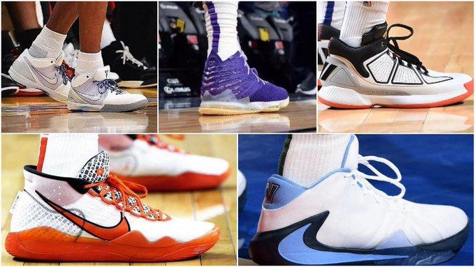球鞋匯   NBA球員今日上腳:Kobe絕殺熱火10週年,羅斯10代又有新配色!