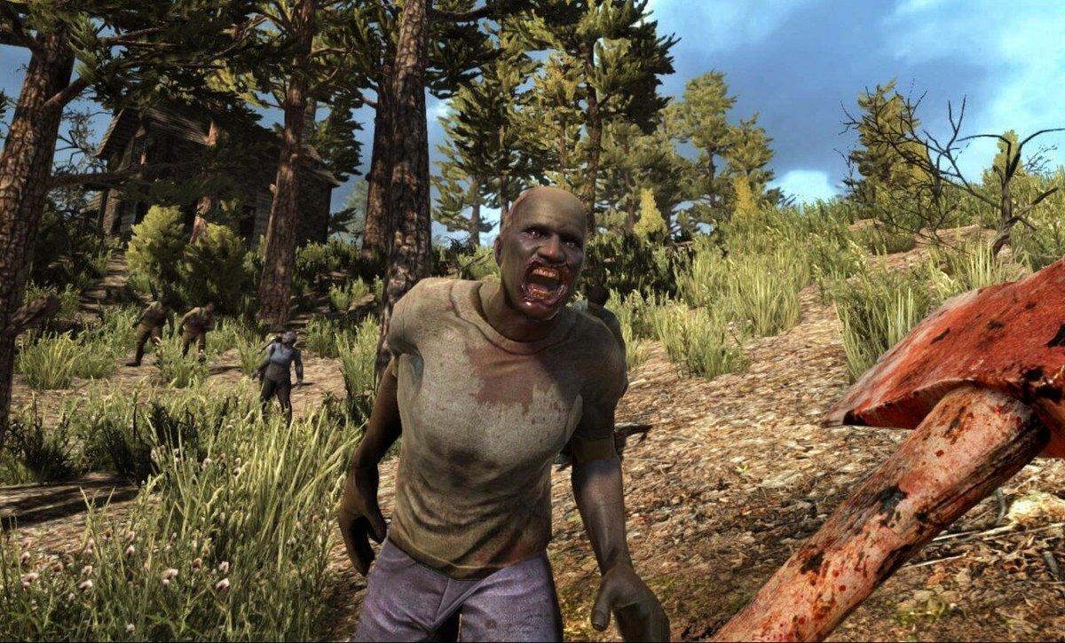 случае картинки игр про выживание с открытым миром ротный пулемет следует