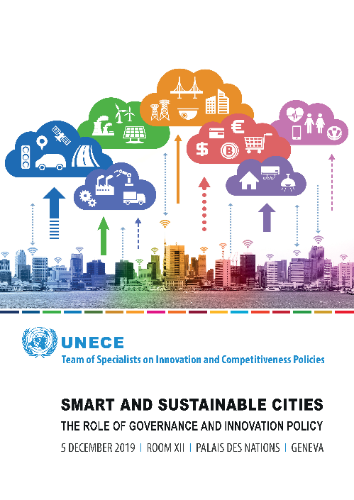 Smart & #Sustainable Cities: the Role of Governance & #Innovation Policy – @UNECE conference kicks off at @UNGeneva, mobilizing cities + experts to share experiences of #smartcity approaches, citizen engagement+more 🌇unece.org/index.php?id=5…