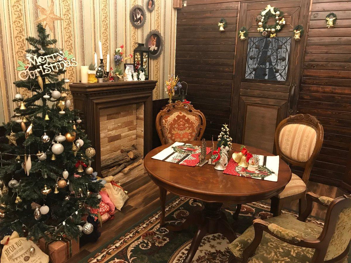 アイリススタジオの北欧ヴィンテージブース✨ クリスマスツリーや小物をたくさんご用意しております🎄  aiRis studio https://airis-horikiri.com #aiRisSTUDIO