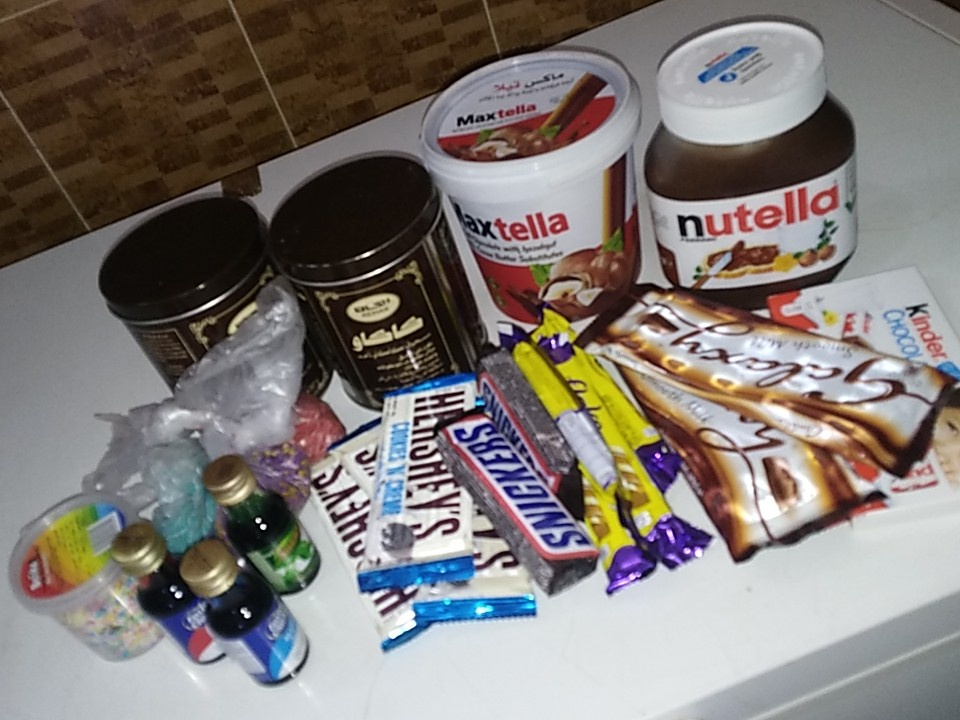 Let's make some desserts  <br>http://pic.twitter.com/IKrij90REQ