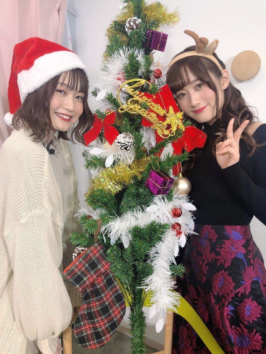 #さきあげ ありがとうございました!まさか立花日菜さんがサプライズゲストで来てくれるなんて!あわわわわ(☝︎ ՞ਊ ՞)☝︎💕実物もめちゃくちゃ可愛いし良い子すぎて...最高のクリスマスになりました!スタッフさん本当にありがとうございます🙇♂️✨立花さんまた来て下さい!ぴーすけ😇🙏(小声)