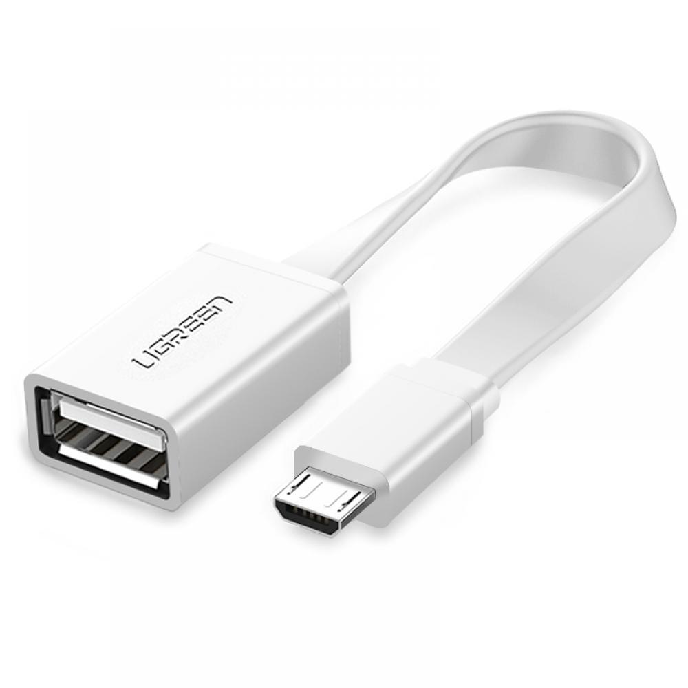 #glam #stylish Convenient Universal Short Micro USB OTG Cable