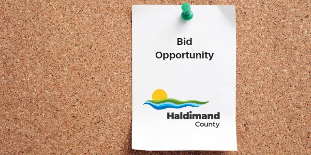 Haldimand County Bid Opportunity: Drain Maintenance. Visit https://t.co/ylXTzn2Bdg for details. https://t.co/4JOgo1xJjO
