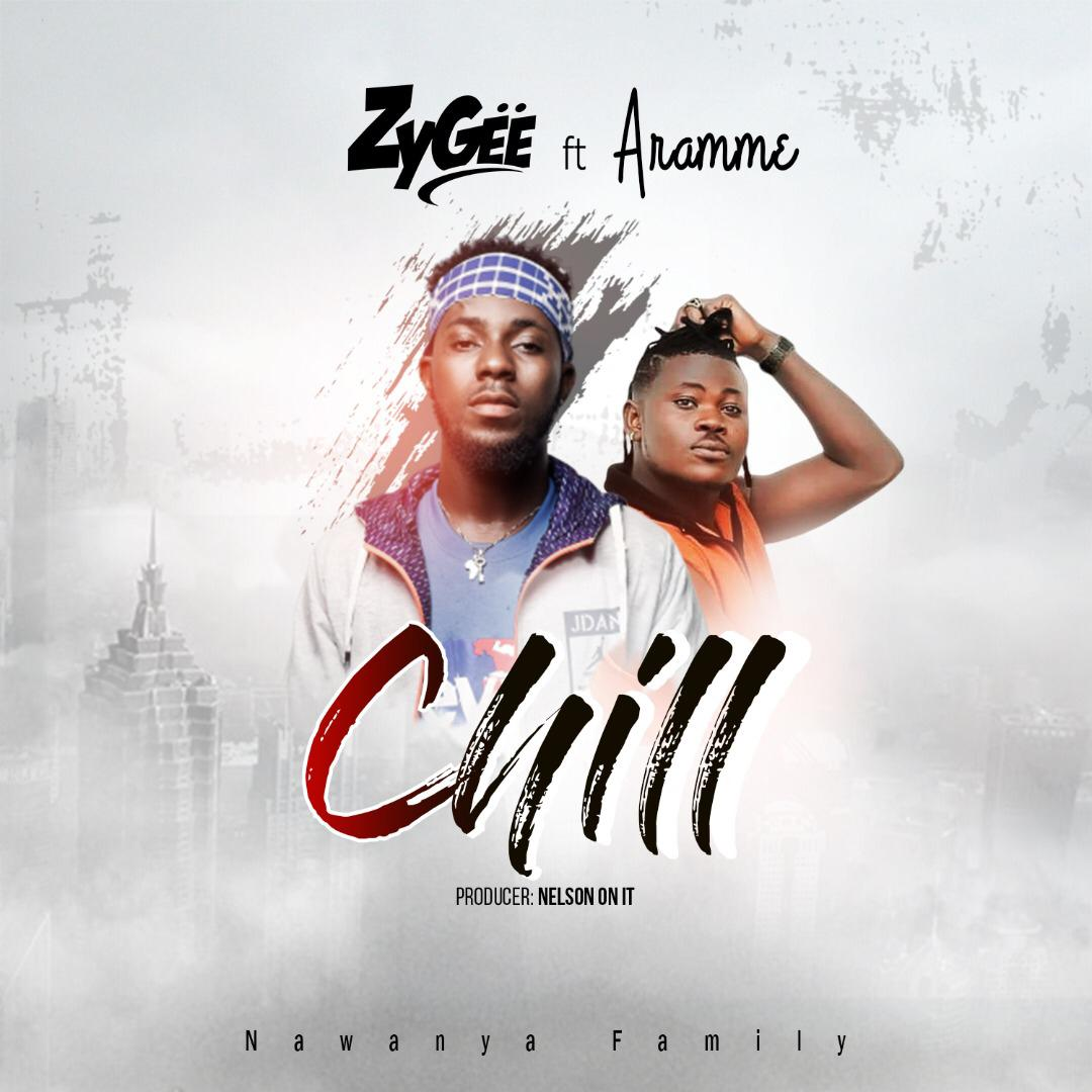 Be On The Look For this Masterpiece From @ZyGee_Dope x @arammegh1 Title #Chill Drops Tomorrow 🔥🔥  #voltamusicboxx #bestmusicfromvolta