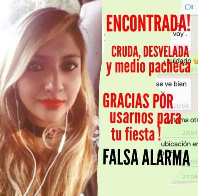 #cruda #KarenTriponaMentirosa