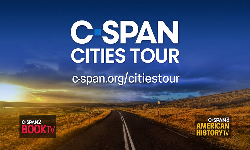 Join us this weekend as we highlight some of the cities weve visited in #2019. Special programming blocks feature literary programs on @booktv, Sat. @12pm ET & #history on @cspanhistory, Sun. @2pm ET. Special thanks to our cable partners! Schedule: cs.pn/2sGjp0T