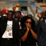Image for the Tweet beginning: Zimbabwe court appoints Mugabe daughter
