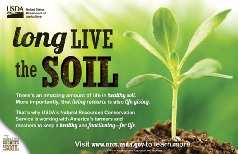 Happy #WorldSoilDay! Healthy soil, healthy crops, healthy people. go.usa.gov/k563