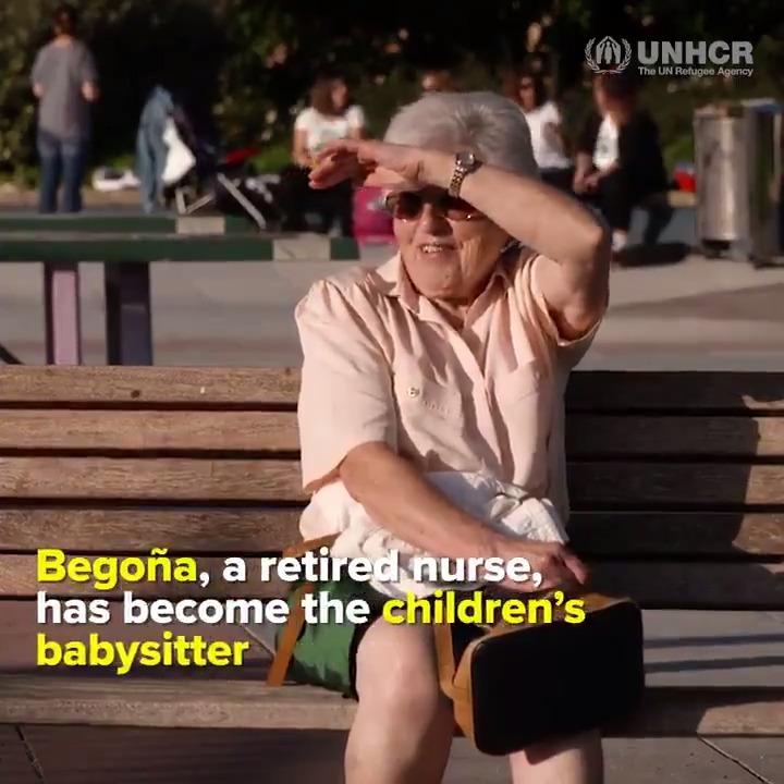 Buenas iniciativas de recibimiento a las personas #refugiadas #RefugeesWelcome en #Bilbao @ACNURspain