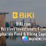 Image for the Tweet beginning:  Receives Investment for Platform