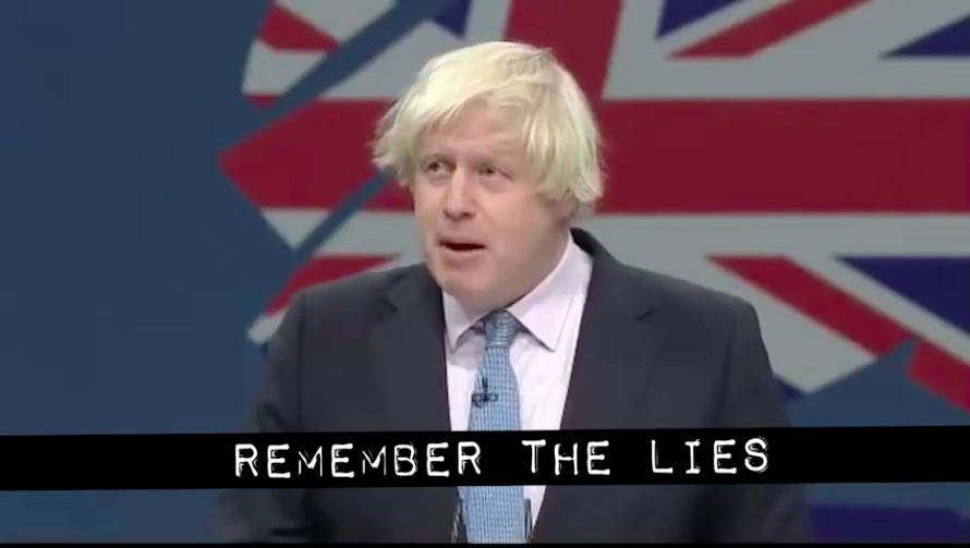 Boris Johnson gaat viraal als MC Hammer: U Can't Trust Me  http:// bit.ly/2OUX08Z    <br>http://pic.twitter.com/Da8NJqqBvE