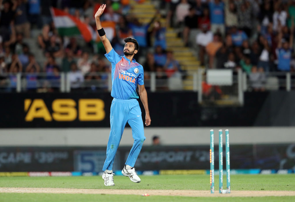 🔹 11 ODIs🔹 14 T20Is🔹 28 wicketsThe young India paceman returned his career-best 3/13 in an ODI against West Indies in Mumbai last year.Happy birthday to Khaleel Ahmed.