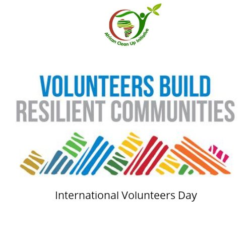We @acinigeria know that the true strength of every great Organization lies in the hands of a few selfless individuals who give their all regardless of whats in it for them. Today we celebrate our amazing Volunteers all over the world. #IVD2019 #InternationalVolunteerDay