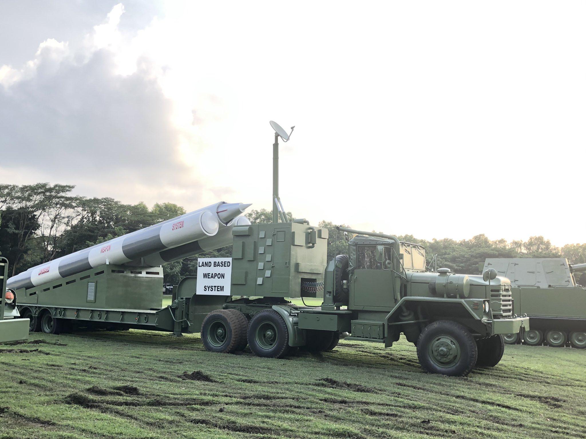 Philippines land-based platform for Brahmos missile