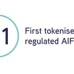 Image for the Tweet beginning: #Tokenisation takes the next step!