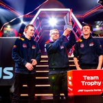 Congratulations @redbullracingES on winning the 2019 #F1Esports Team Championship!