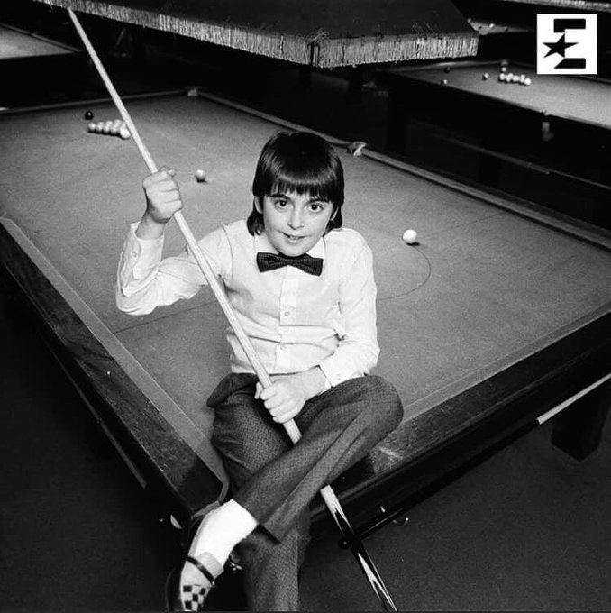 Happy birthday Ronnie O Sullivan. The undisputed king of